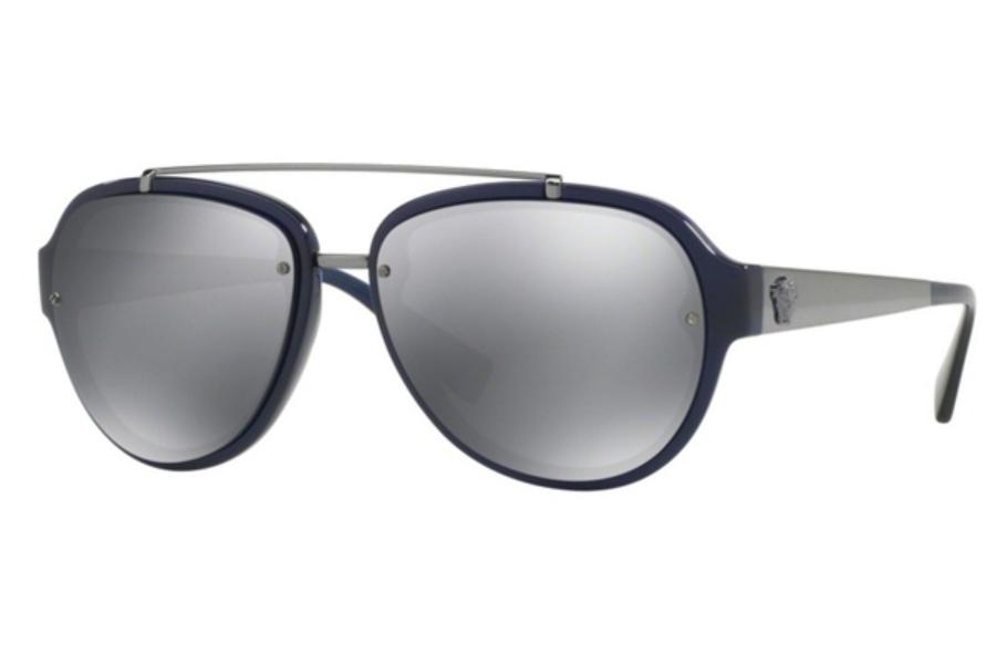 69c7e46525128 Versace VE 4327 Sunglasses in GB1 81 Black   Polar Grey  Versace VE 4327  Sunglasses in Versace VE 4327 Sunglasses ...