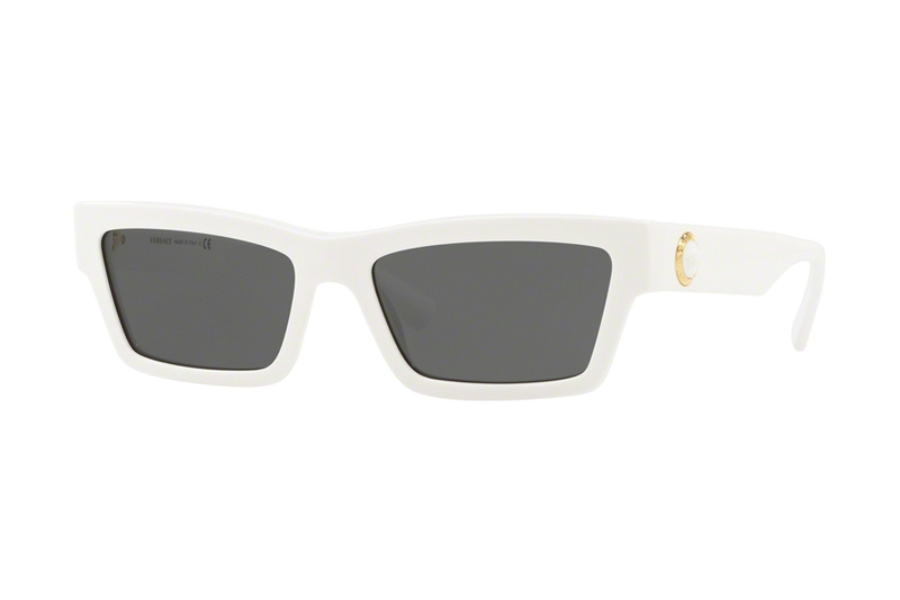 Versace VE 4362 Sunglasses in 401/87 White w/Grey