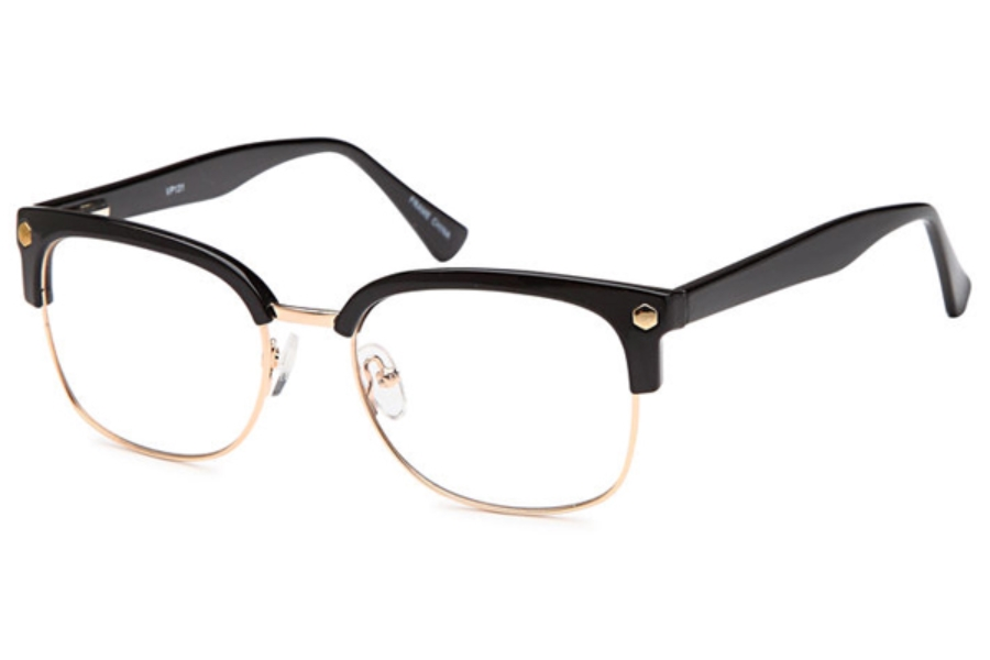 Versailles Palace VP 131 Eyeglasses in Gold Black