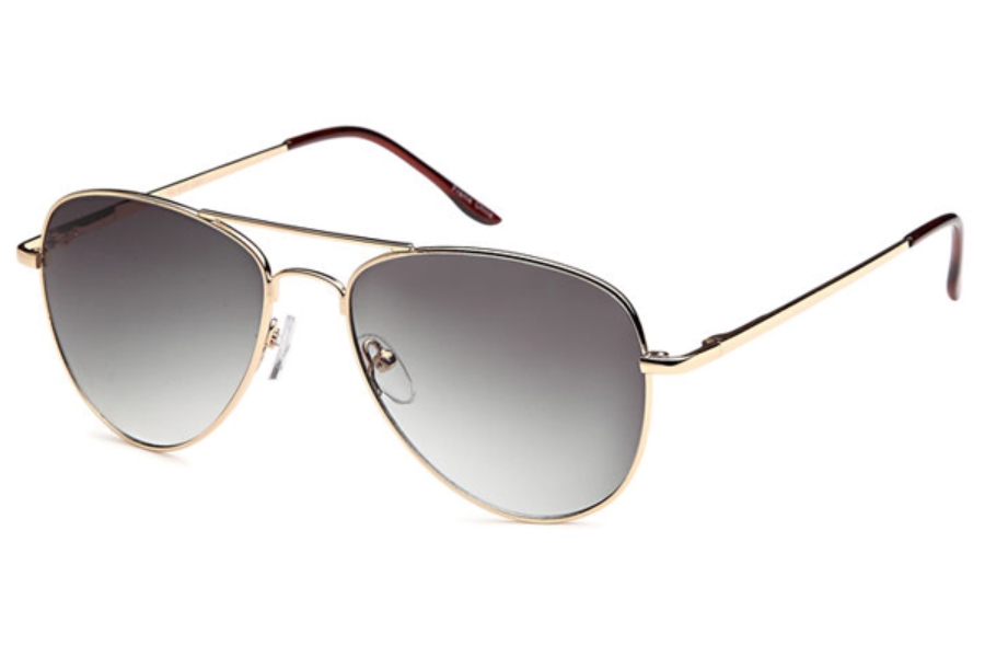 Versailles Palace VP 208SUN Sunglasses in Gold