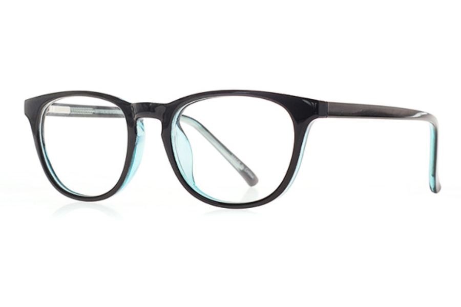 Vertu CE 3034 Eyeglasses in Black