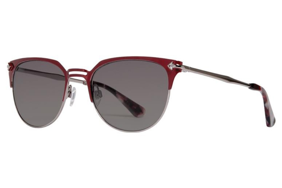 Via Spiga Via Spiga 423-S Sunglasses in 910 Red