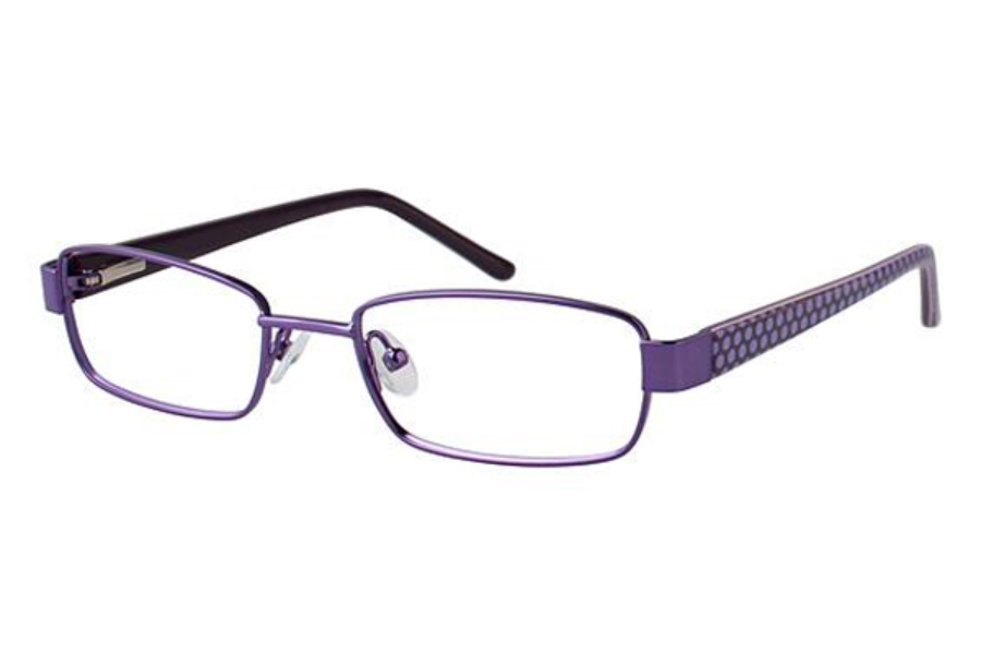 Victorious V417 Eyeglasses in PUR Purple