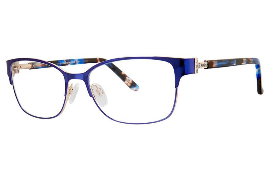 Vivid Boutique VIVID Boutique 5018 Eyeglasses in Dark Navy
