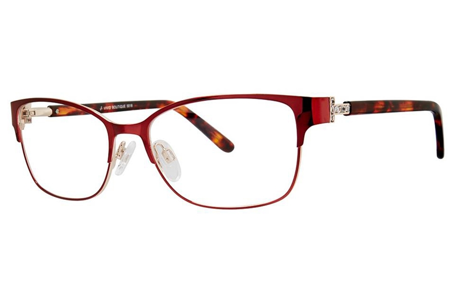 Vivid Boutique VIVID Boutique 5018 Eyeglasses in Dark Wine