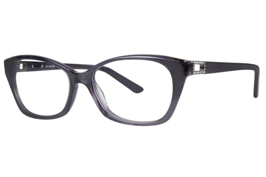 Vivid Boutique VIVID Boutique 4040 Eyeglasses in Midnight