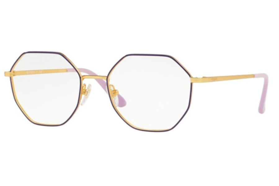 Vogue VO 4094 Eyeglasses in 5091 Violet/Matte Gold