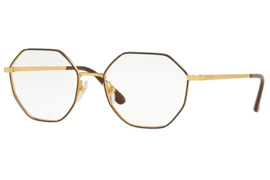 Vogue VO 4094 Eyeglasses in 997 Brown/Pale Gold