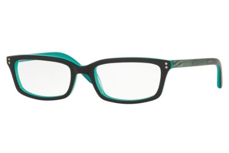 Eyeglasses Vogue VO 5081 2742 TRANSPARENT BLUETTE