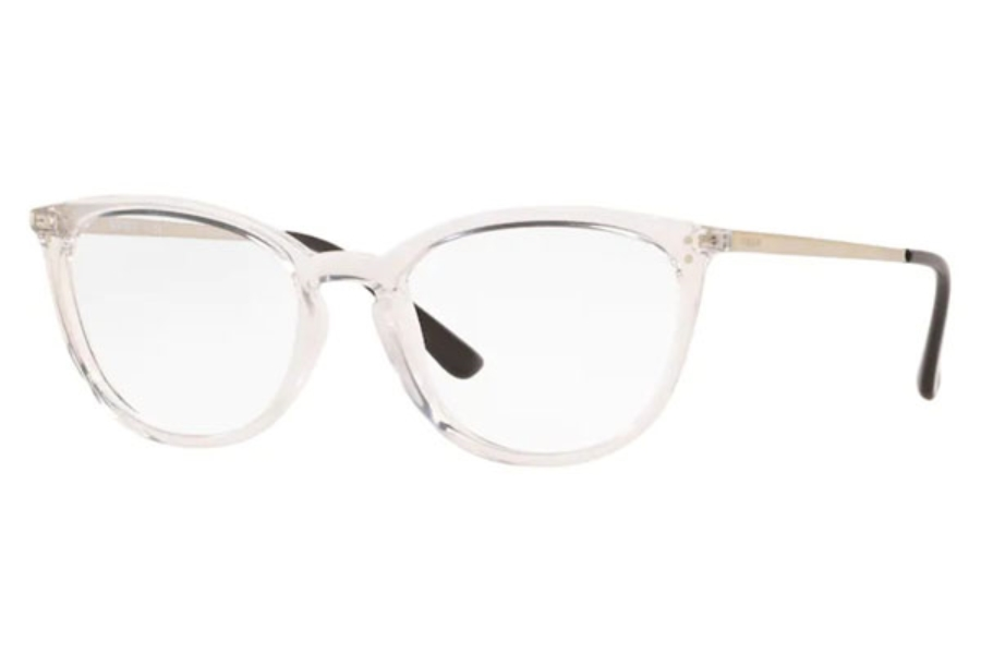 Eyeglasses Vogue VO 5276 1916 TOP LIGHT HAVANA//TRANSPARENT