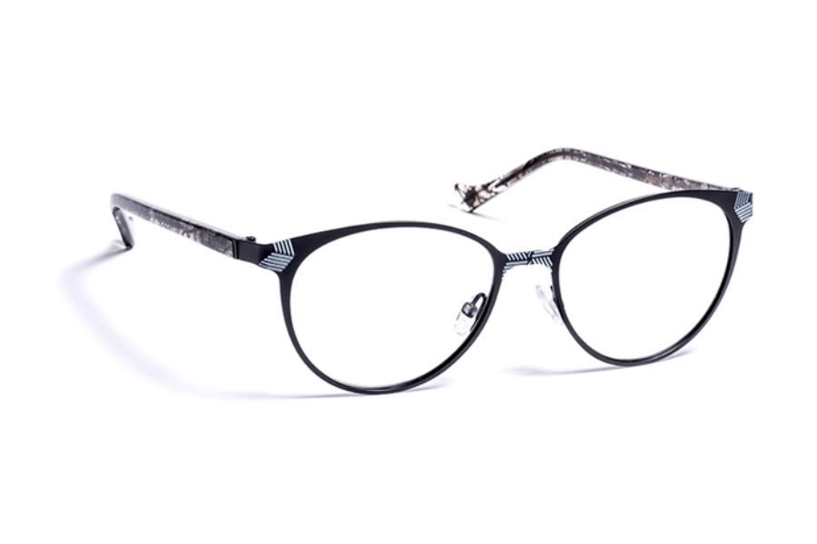 Volte Face Paris Jasmine Eyeglasses in 0020 Black/Light Blue