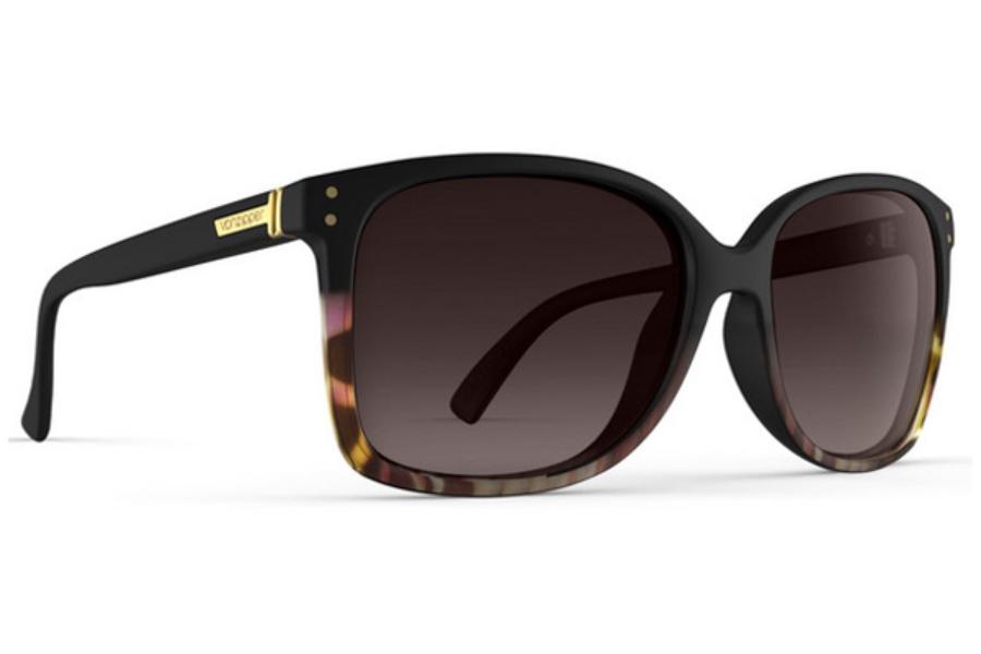 72a8b042d2 ... Von Zipper Castaway Sunglasses in BFR Muddled Raspberry   Brown  Gradient ...
