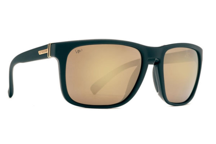 2b60ebf0426 ... Von Zipper Lomax Sunglasses in BDP Black Satin   Gold Glo Polarized ...