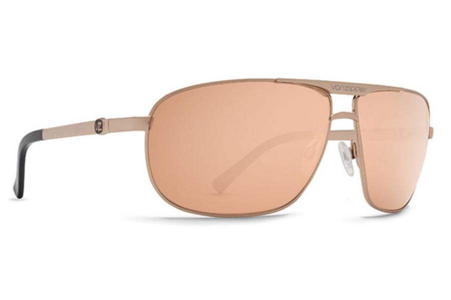 62d5b29e8dd ... Von Zipper Skitch Sunglasses in RGC Rose Gold ...