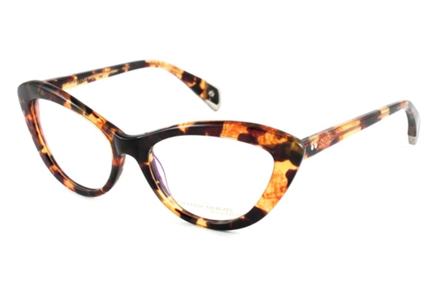 1330a18223ddac William Morris Black Label BL 032 Eyeglasses in C3 Havana ...