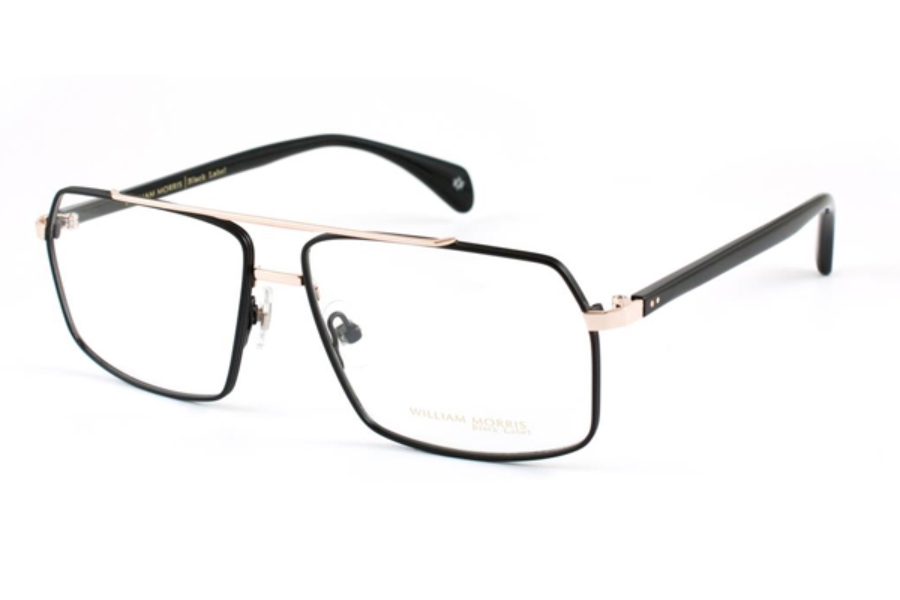 f899cef2448c ... William Morris Black Label BL 044 Eyeglasses in William Morris Black  Label BL 044 Eyeglasses ...