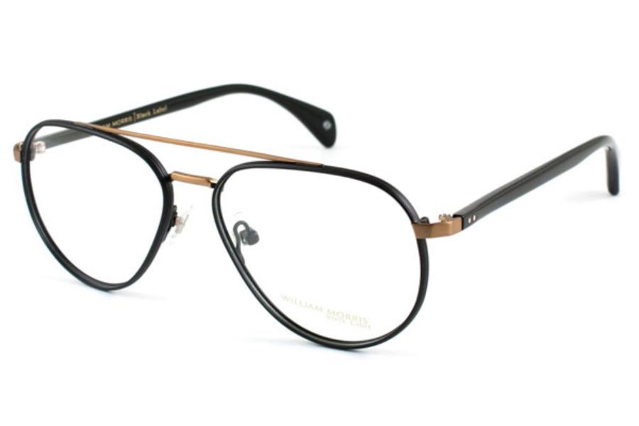 2a711a3c4dfa8 ... William Morris Black Label BL 046 Eyeglasses in William Morris Black  Label BL 046 Eyeglasses ...