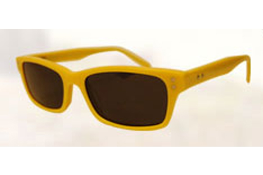 Waikiki W1015 Sunglasses in Yellow