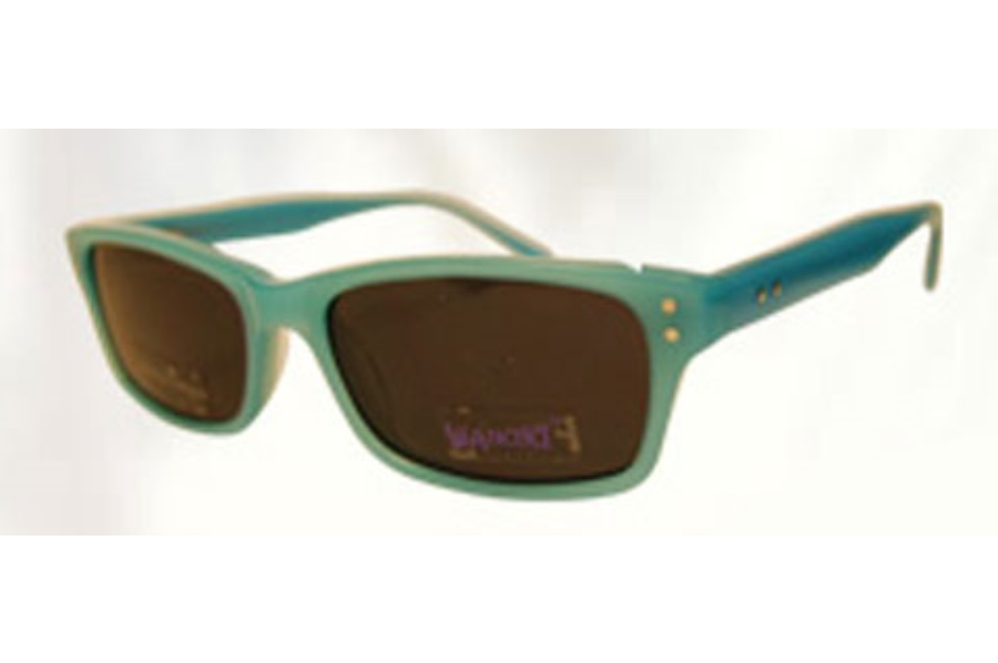 Waikiki W1015 Sunglasses in Aqua