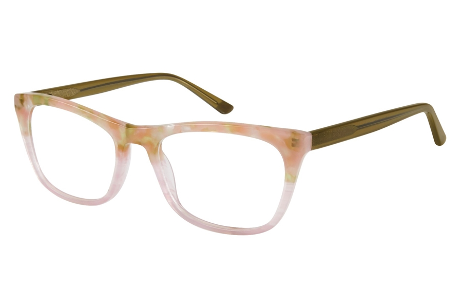 Wildflower Powder Puff Eyeglasses in Pink