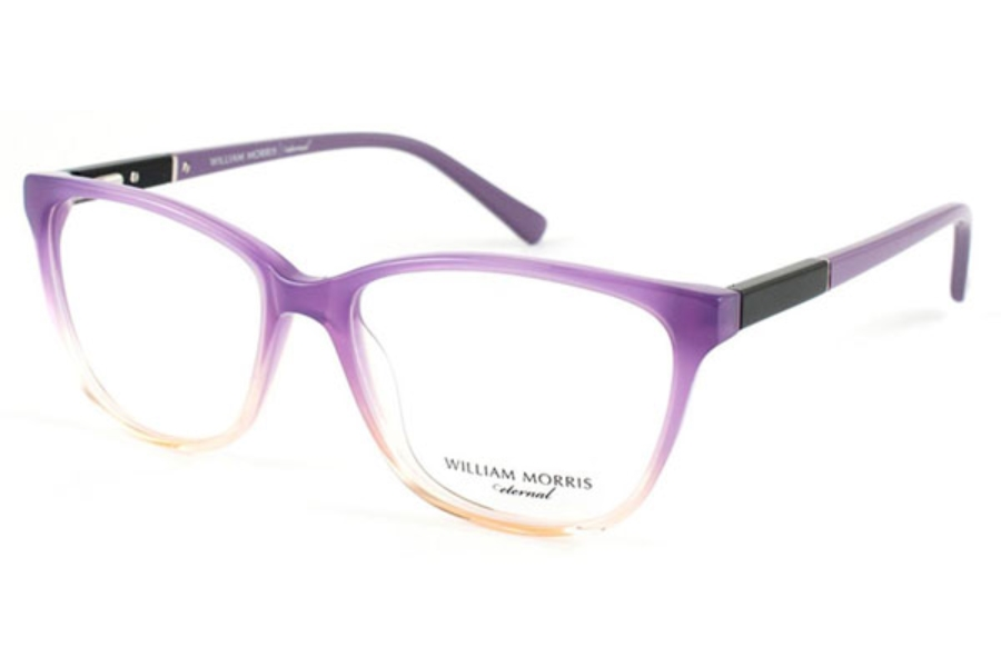 f36f3db77e William Morris London WM Jasmine Eyeglasses in C2 Lil ...