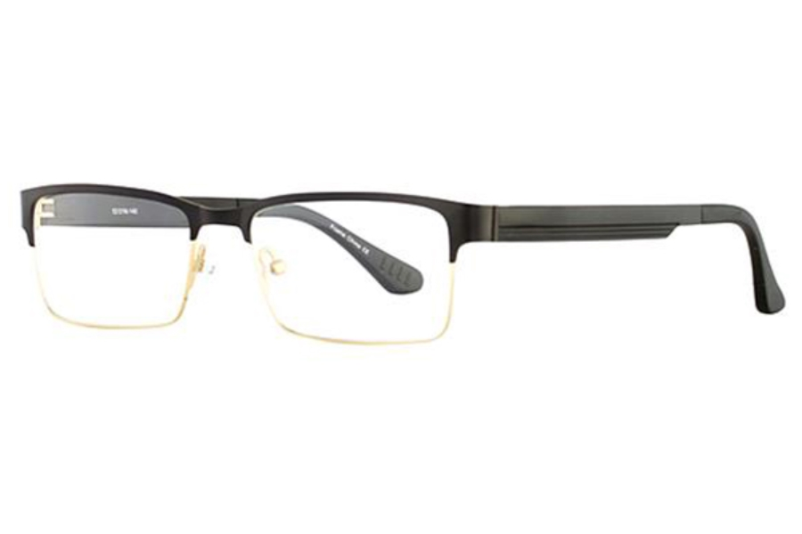 Wired 6043 Eyeglasses in Gold/Black