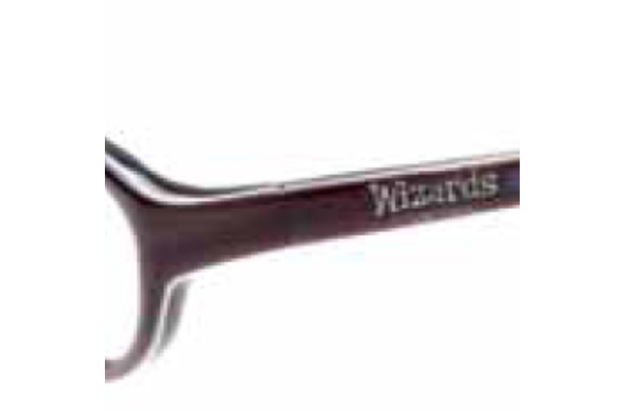 Wizards of Waverly Place WWP 009 Eyeglasses in BRGW Brown Green/White