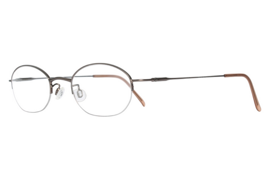 Womans Day WD 112 Eyeglasses in Brown