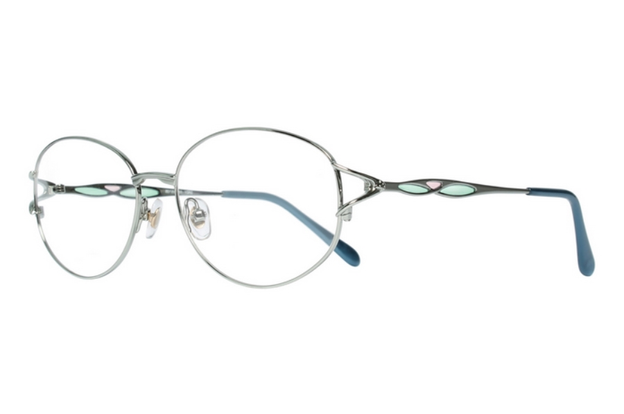 Womans Day WD 112 Eyeglasses in Grey