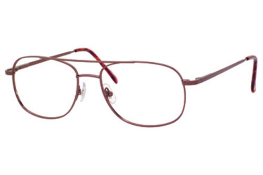 Woolrich 7766 Eyeglasses in Brown