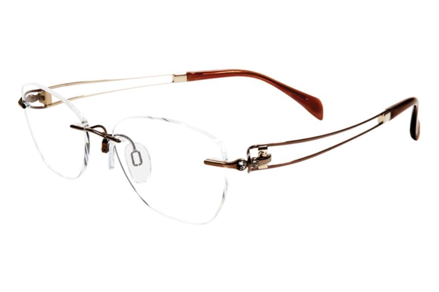 a384c40b3 ... Line Art by Charmant XL 2136 Eyeglasses in Line Art by Charmant XL 2136  Eyeglasses ...