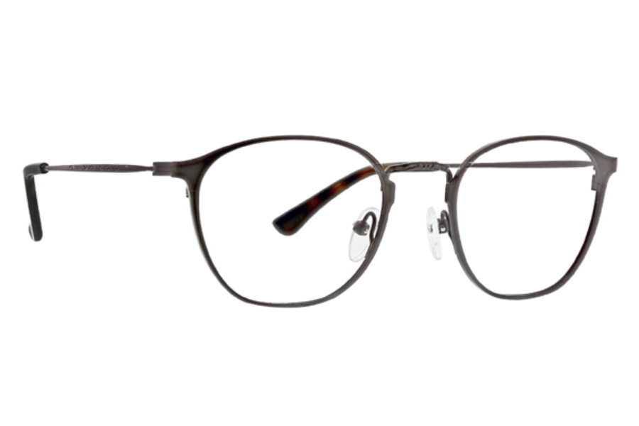 Argyleculture by Russell Simmons Vaughan Eyeglasses in Graphite