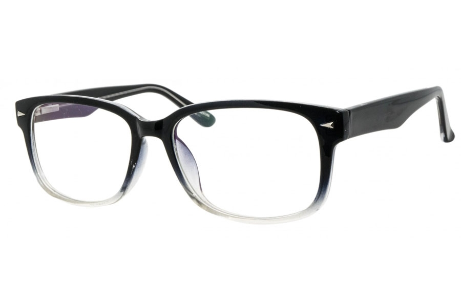 Youme P3203 Eyeglasses in C10 BLK