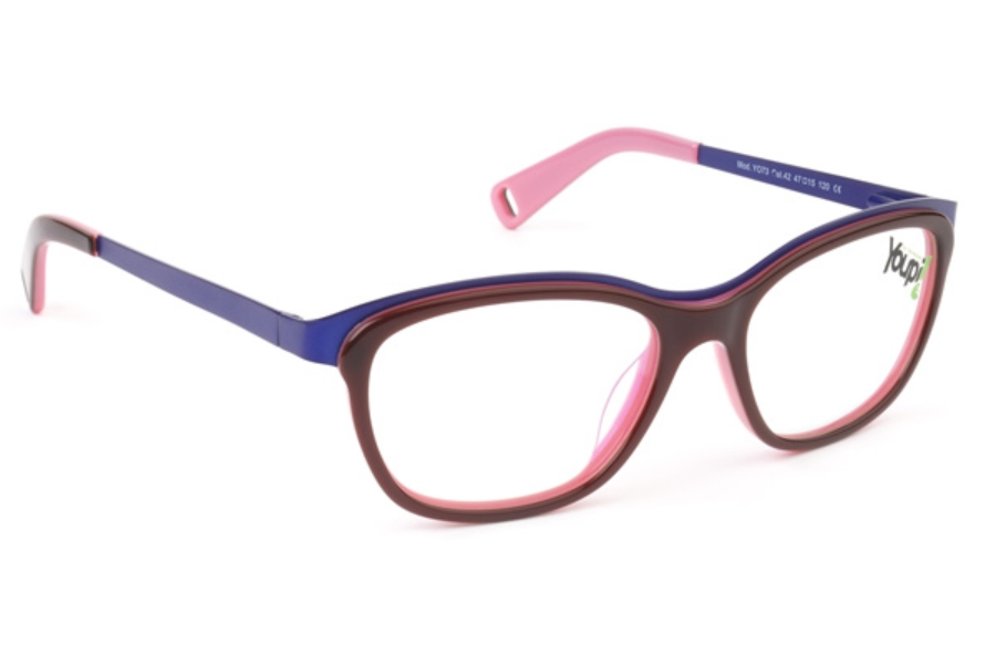 Youpi! Y073 Eyeglasses in c.42