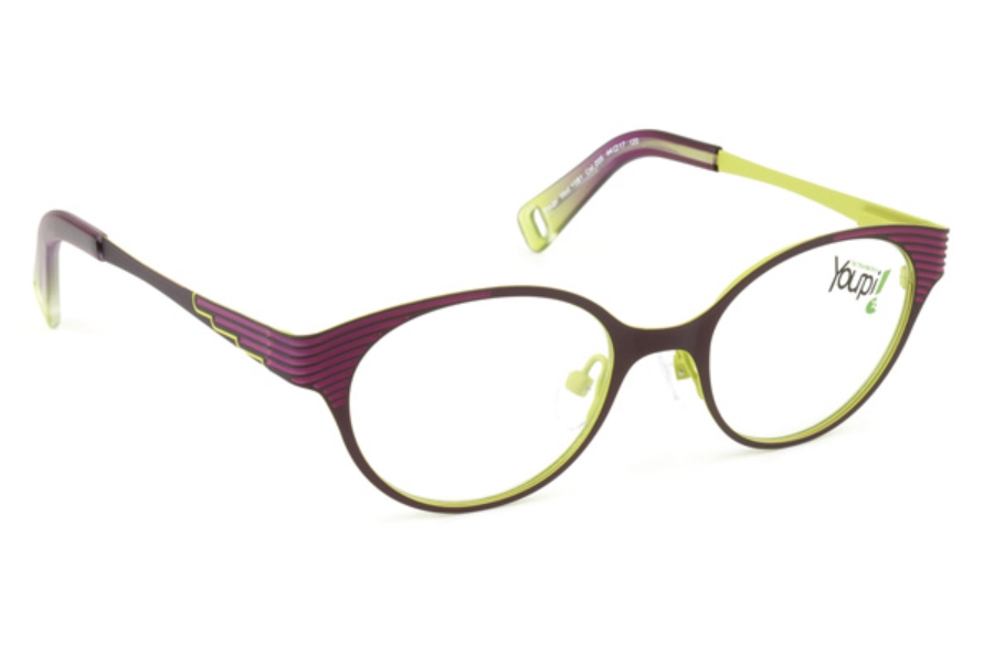 Youpi! Y081 Eyeglasses in c.205