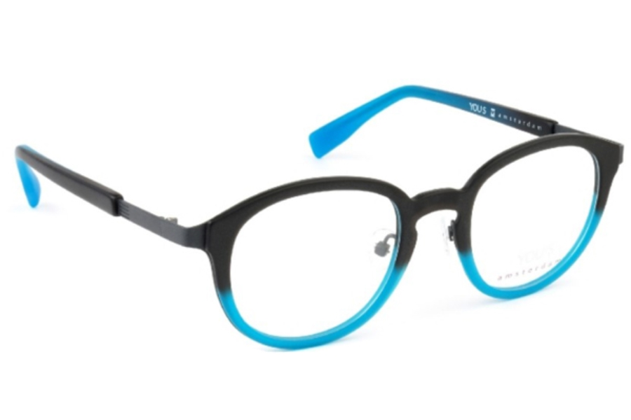 YOU'S 1083 Eyeglasses in 203 Blue/Black