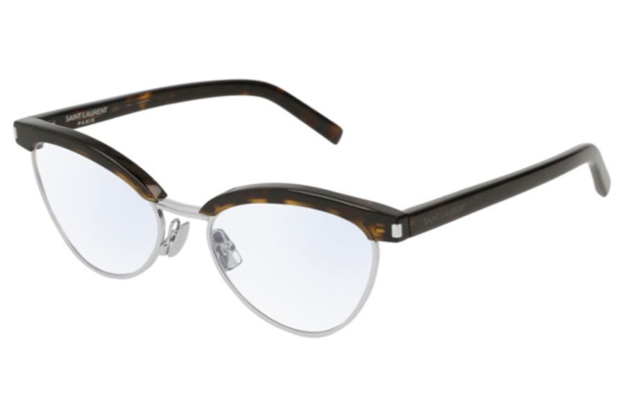 Yves St Laurent SL 218 Eyeglasses in 003 Havana