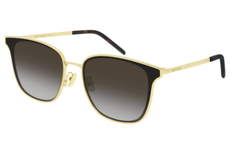 Sunglasses Saint Laurent SL 272 //K 004 GOLD//BROWN
