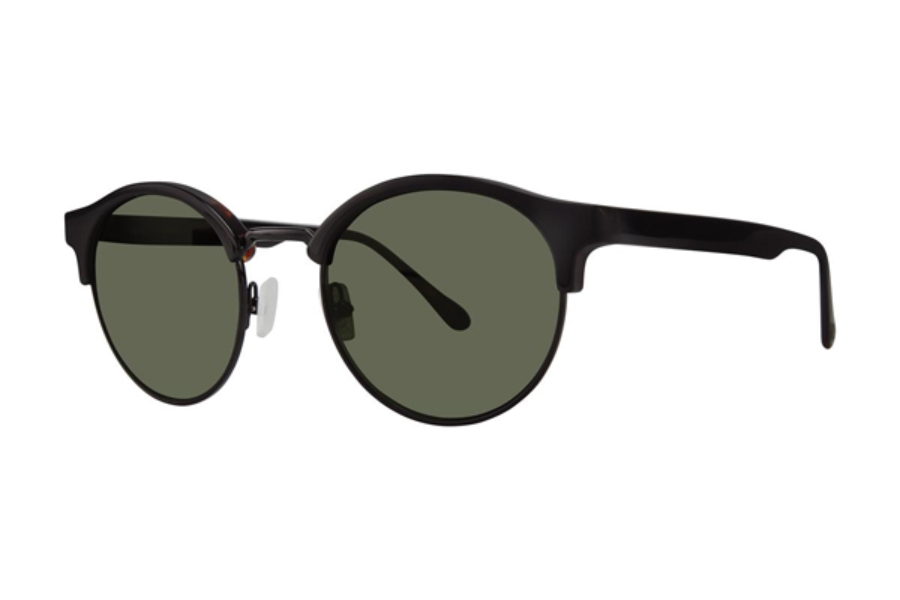 Zac Posen Siegal Sunglasses in Black