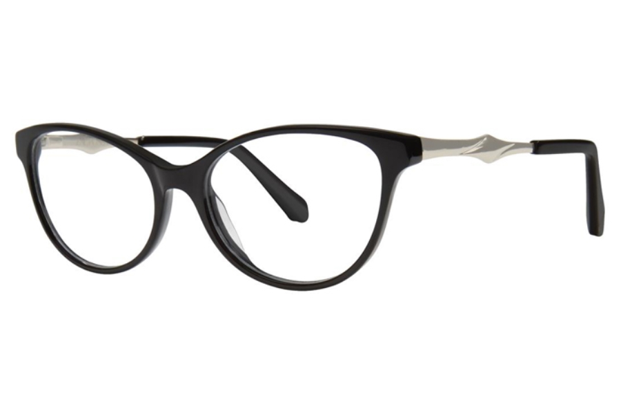 Zac Posen Farida Eyeglasses in Black