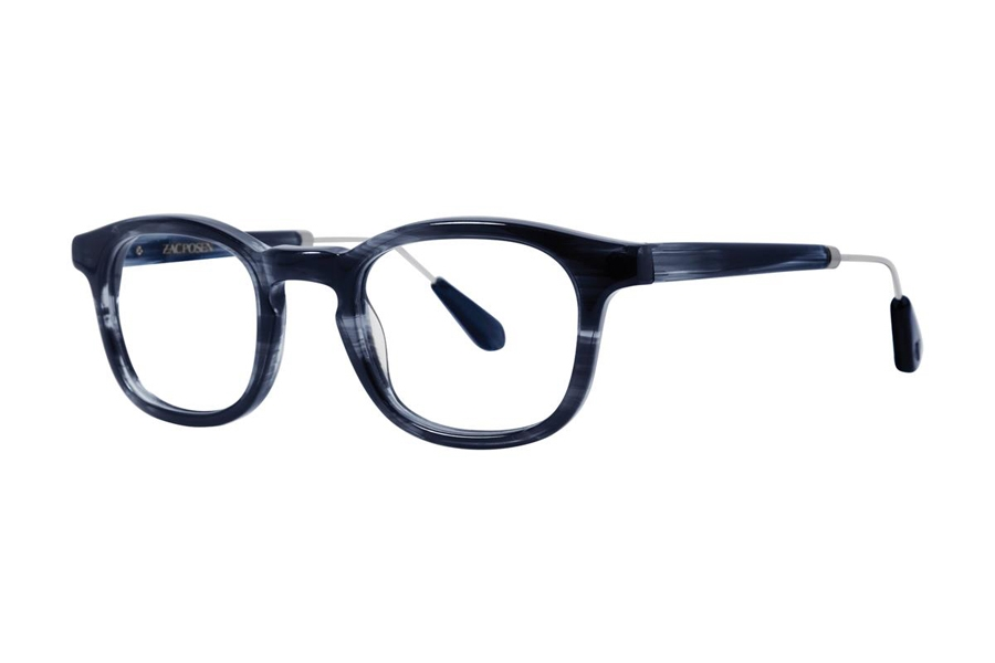 Zac Posen Huxley Eyeglasses in Midnight Navy