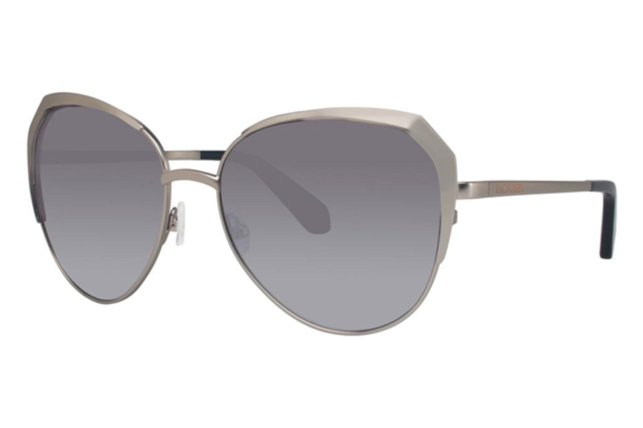 Zac Posen Issa Sunglasses in Silver