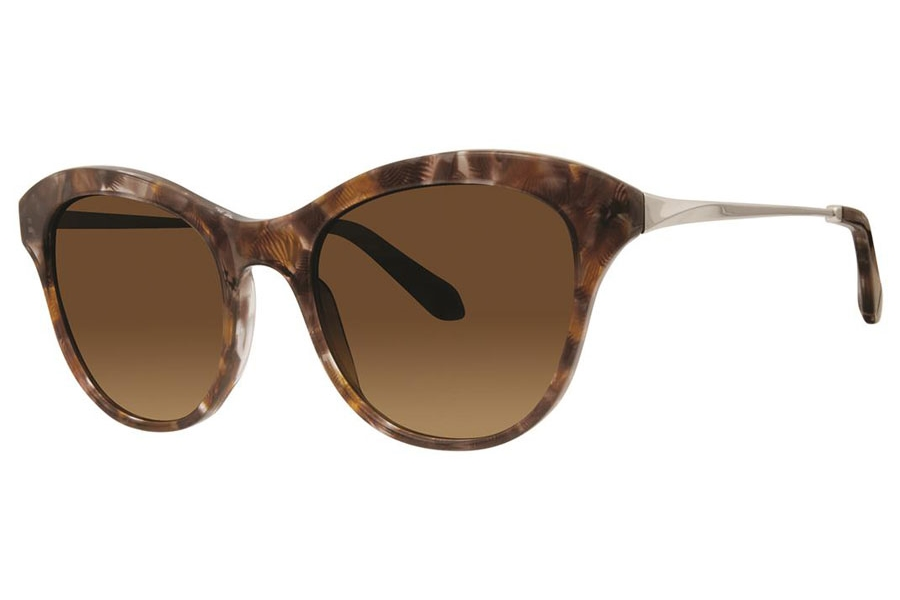 Zac Posen Jolene Sunglasses in Orchard