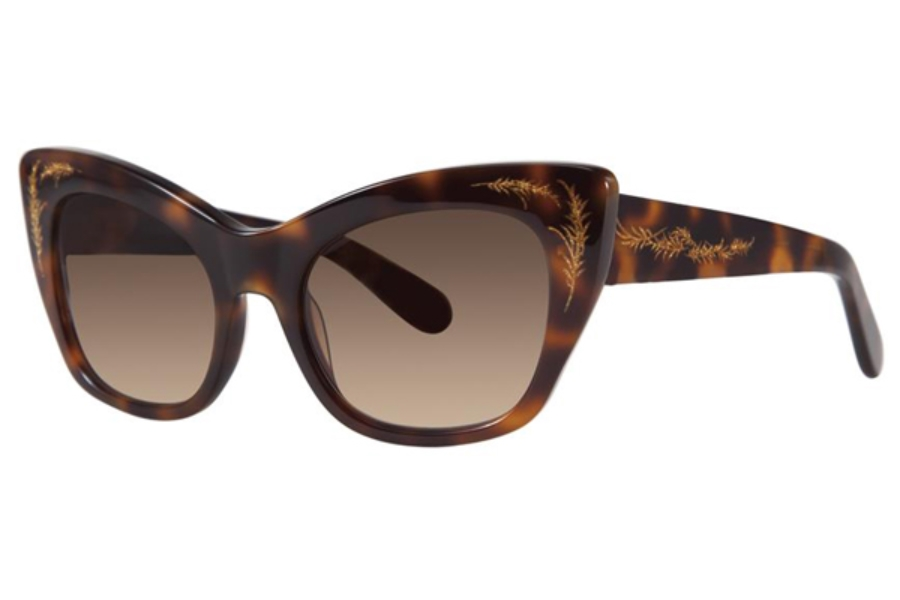 Zac Posen Anna Sunglasses in Zac Posen Anna Sunglasses