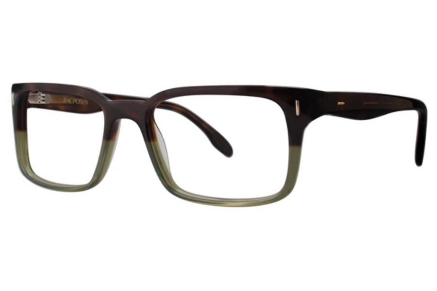 Zac Posen Arran Eyeglasses in Olive