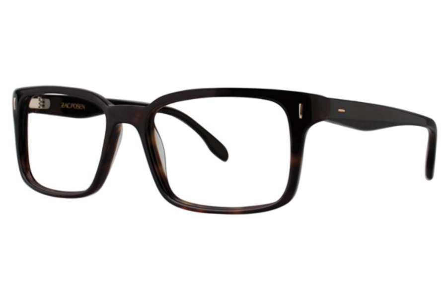 Zac Posen Arran Eyeglasses in Tortoise