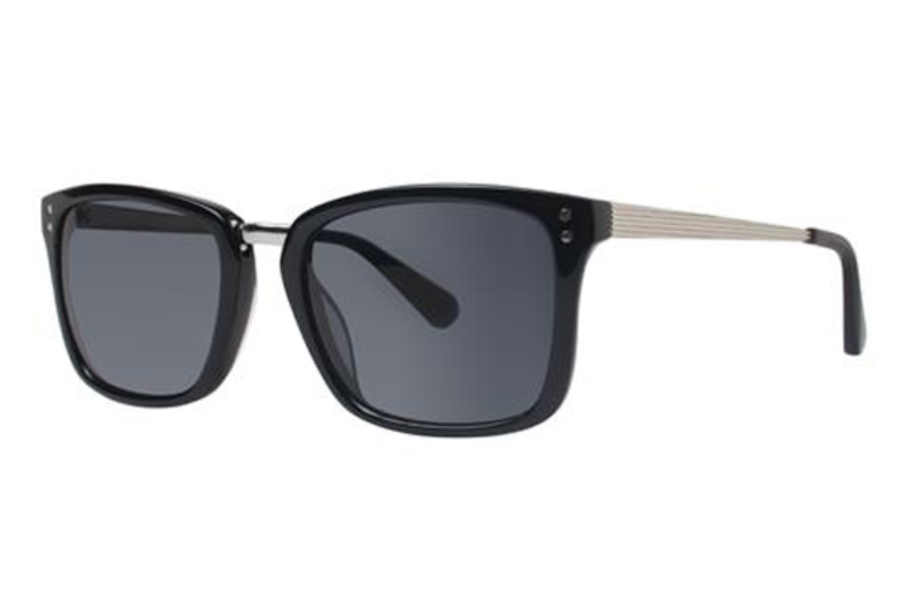 Zac Posen Marcelo Sunglasses in Black