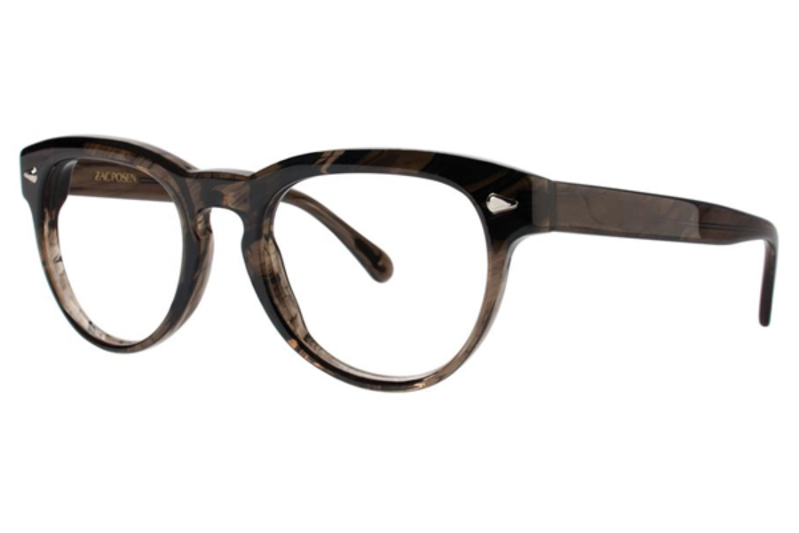 Zac Posen Serge Eyeglasses in Gray