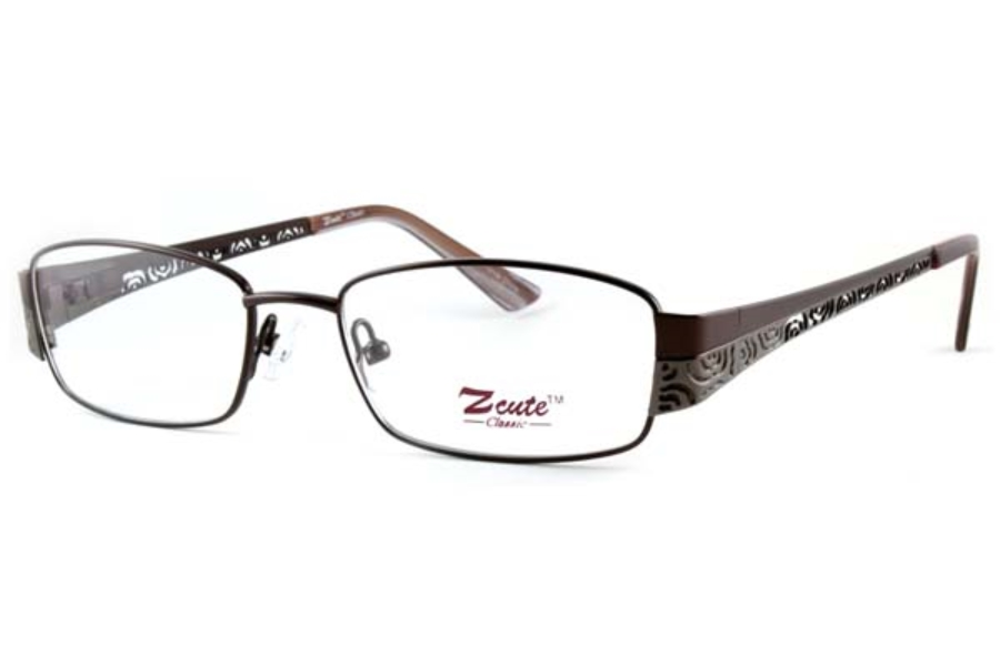 ZCute ZC 759 Eyeglasses in Antique Brown-PTR