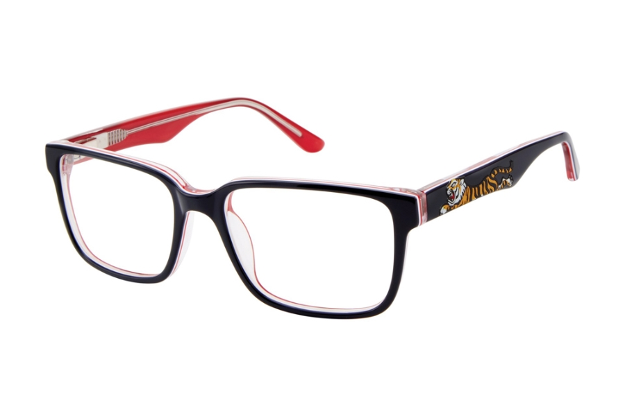 Zuma Rock ZR001 Eyeglasses in BLK Black